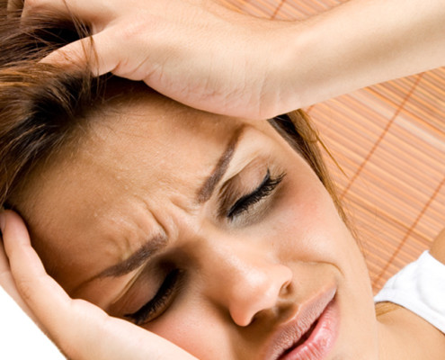 Cork Acupuncture Headache Migrain Relief