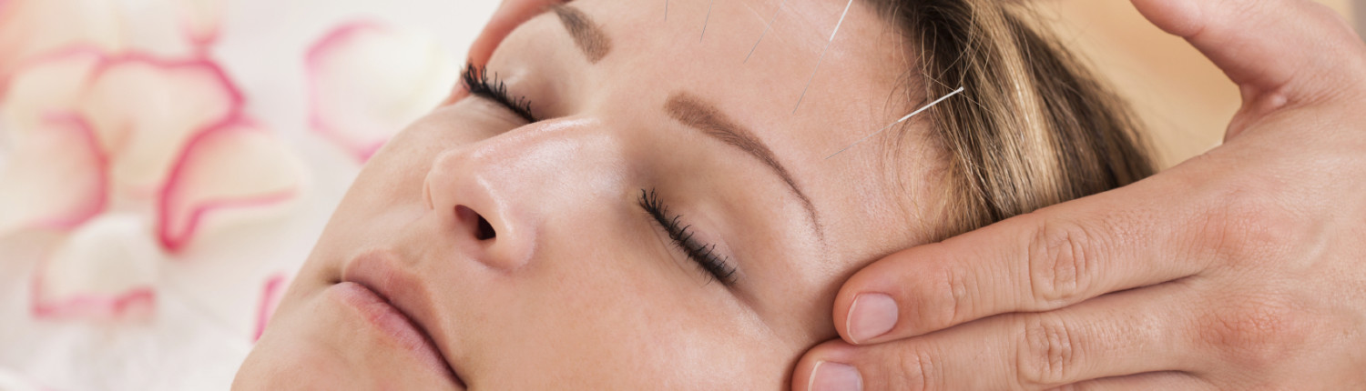 facial cosmetic rejuvenation acupuncture cork